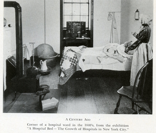 "Excerpt from ""Museum of the City of New York Annual Report 1949"". Museum of the City of New York"