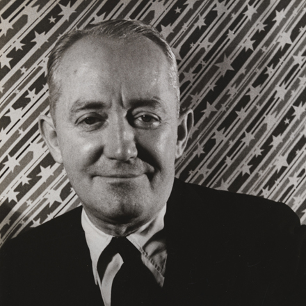 Carl Van Vechten (1880-1964). George M. Cohan, October 23, 1933. Museum of the City of New York. 42.316.267 Image used with permission from the Van Vechten Trust