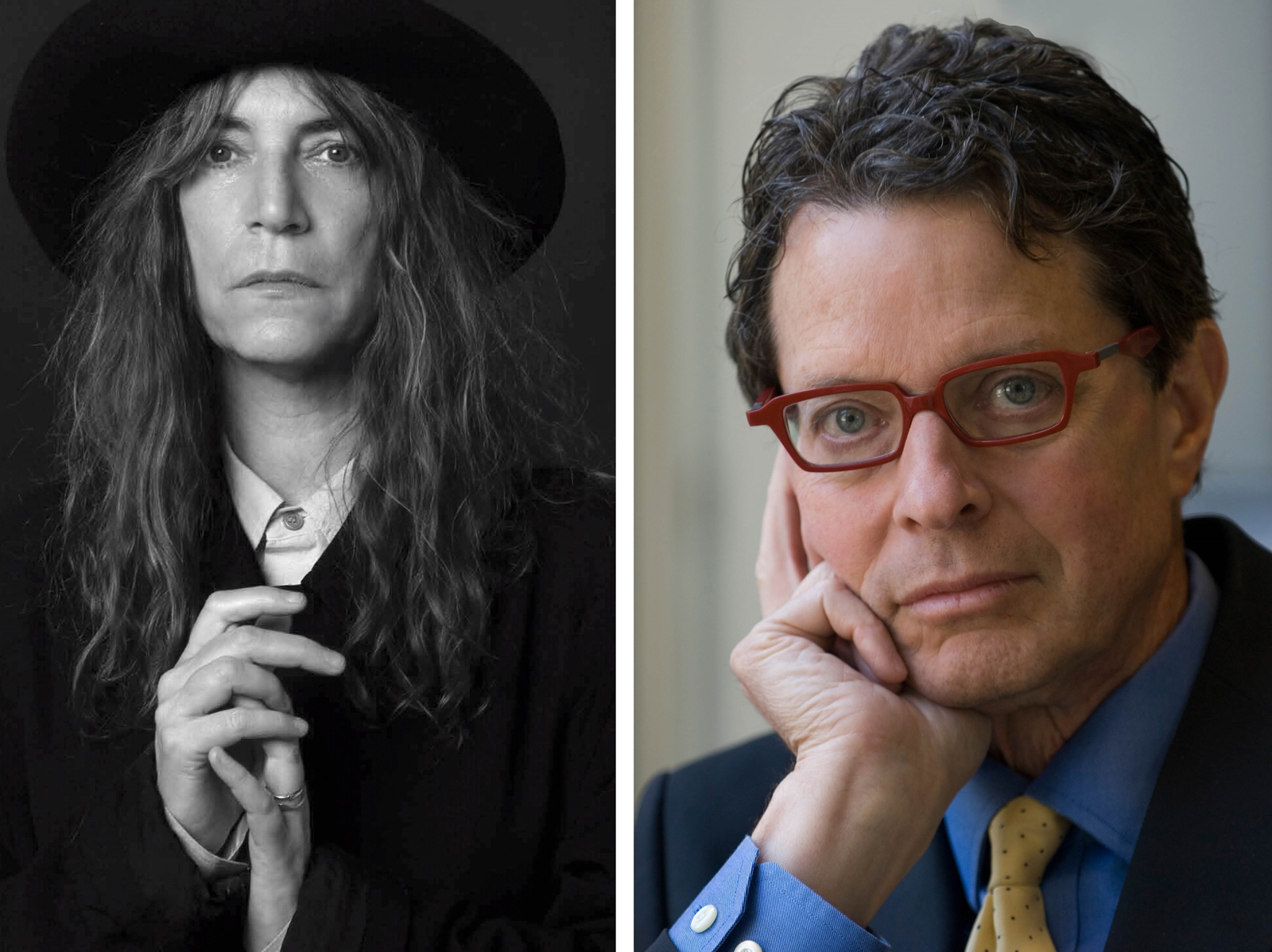 Patti Smith, Anthony Alofsin