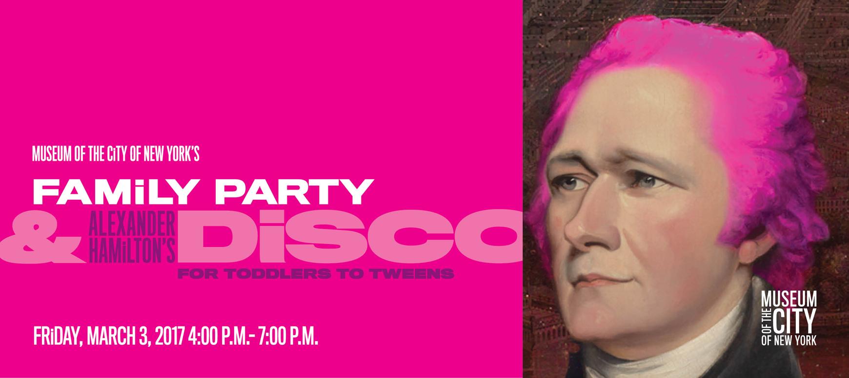 Alexander Hamilton Disco