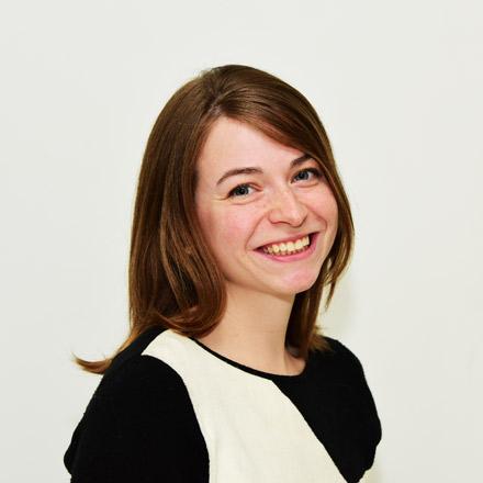 A portrait of Sarah Greenbaum