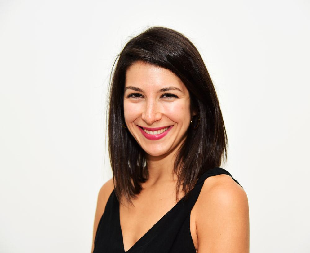 A portrait of Stephanie Dueño