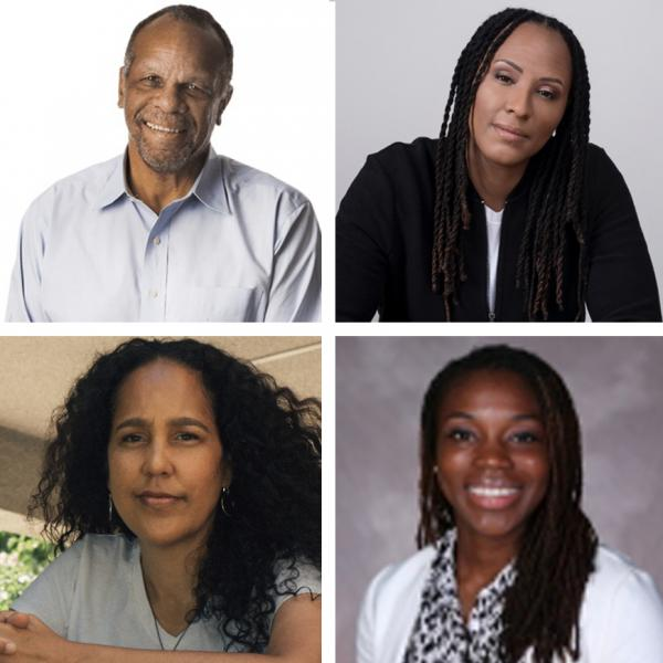 Tiros na cabeça de Gina Prince-Bythewood; Chamique Holdsclaw; Priscilla Edwards; William Rhoden
