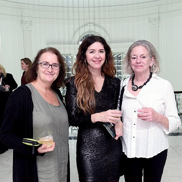 Attendees of the Member Appreciation Night event at the Museum of the City of New York
