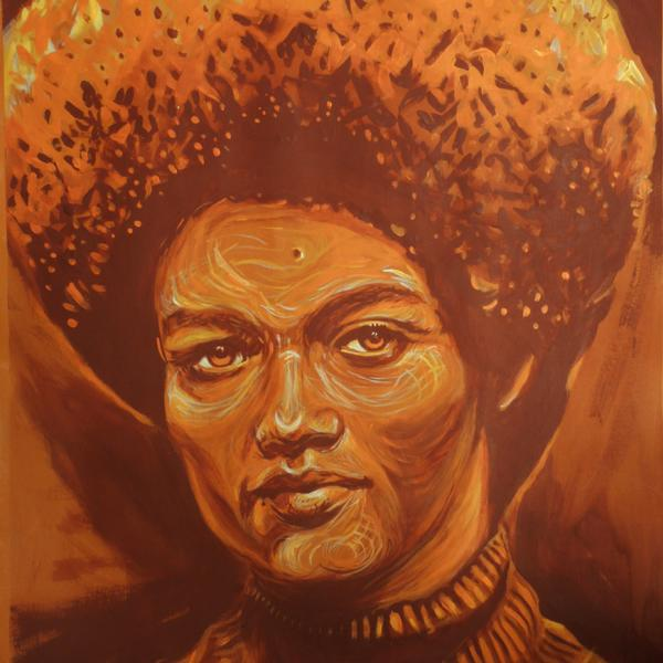 Kathleen Cleaver by LMNOPI