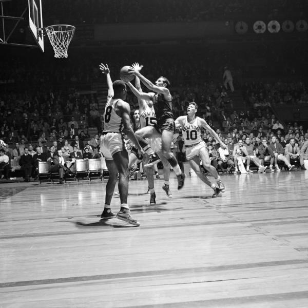 50e anniversaire Knicks