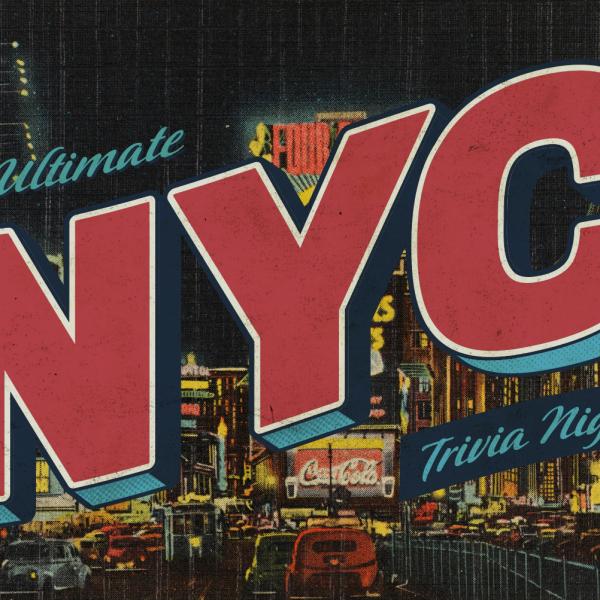 Cartão postal da Times Square, Nova York