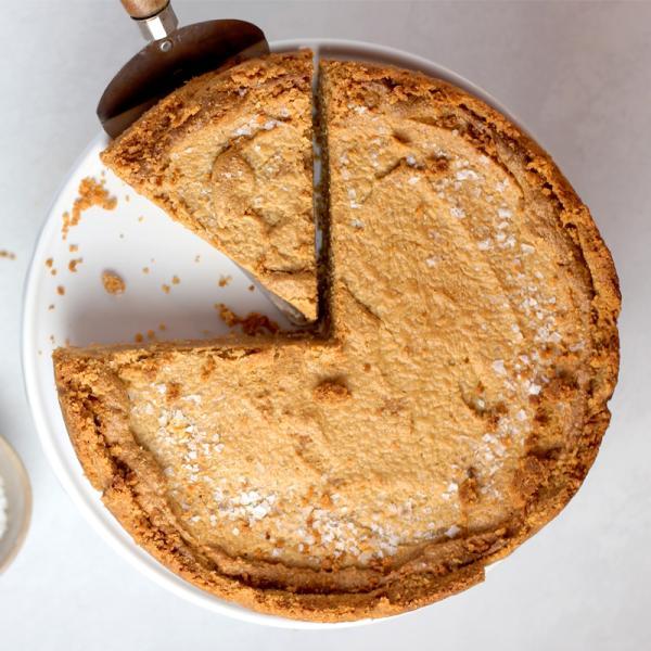 Bourbon Chai & Sweet Potato Pie