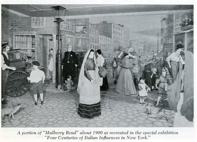 """Trecho do """"Relatório Anual do Museu da Cidade de Nova York e Museu Marítimo da Cidade de Nova York 1955-1956"""". Museu da cidade de Nova York"""
