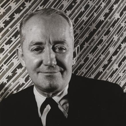 Carl Van Vechten (1880-1964). George M. Cohan, October 23, 1933. Museum of the City of New York. 42.316.267 Image used with permission from the Van Vechten Trust