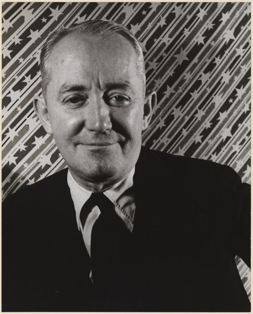 Carl Van Vechten (1880-1964). George M. Cohan, 23 de octubre de 1933. Museo de la Ciudad de Nueva York. 42.316.267 Imagen utilizada con permiso de Van Vechten Trust