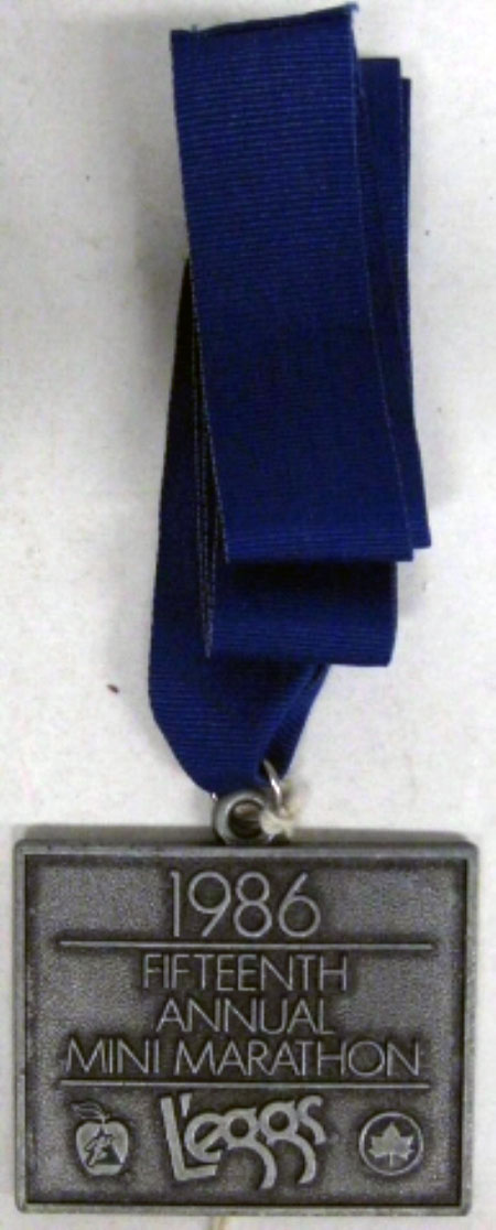 The girls would have gotten medals like this one.