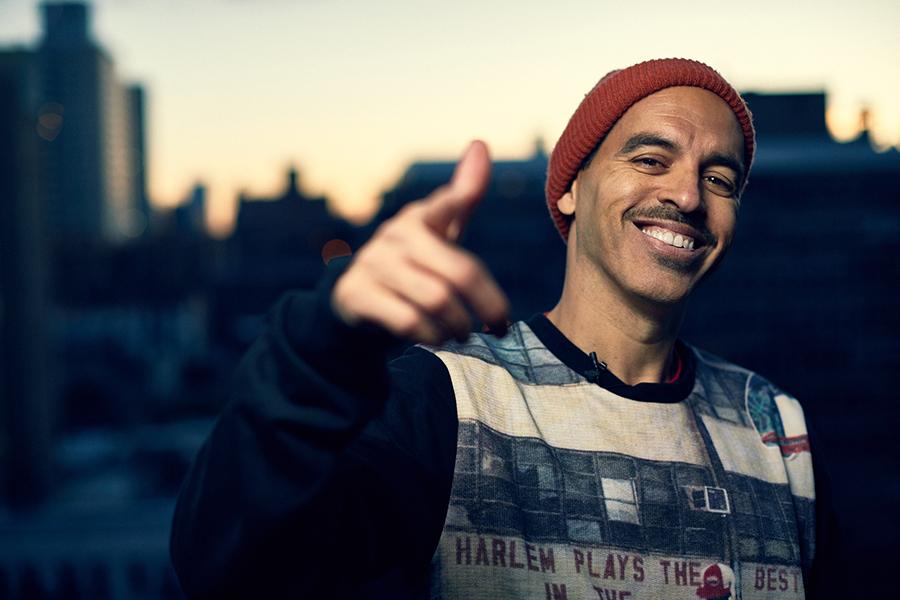 DJ Bobbito的照片,GarcíaJon Lopez