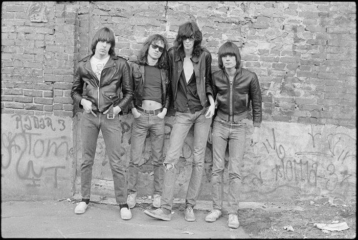 The Ramones New York 1976 (Primera portada del álbum)