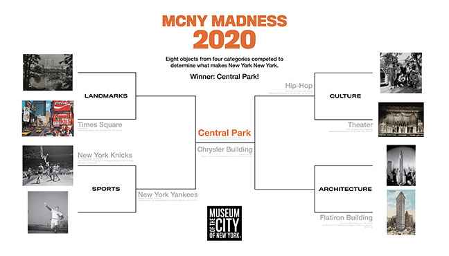 MCNY Madness Central Park Win