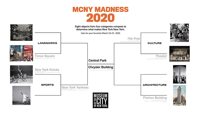 MCNY Madness Finals