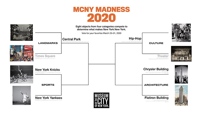 MCNY Madness Culture Win