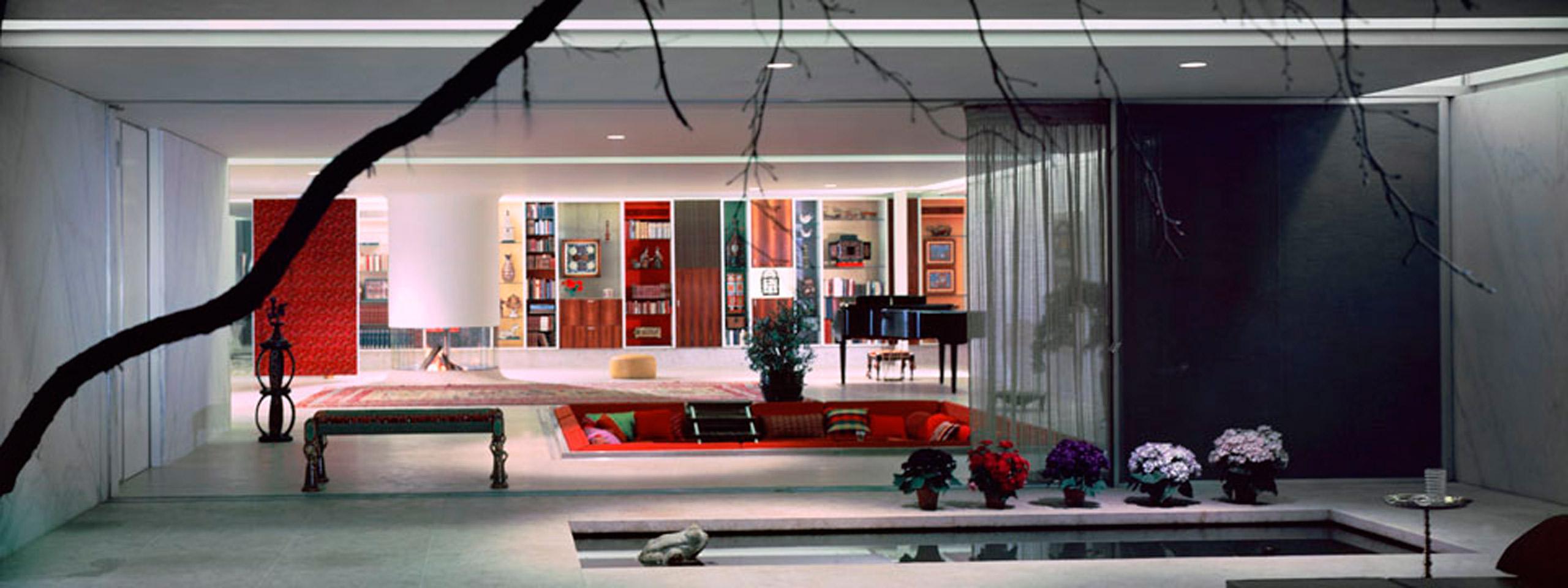 Eero Saarinen Museum Of The City Of New York
