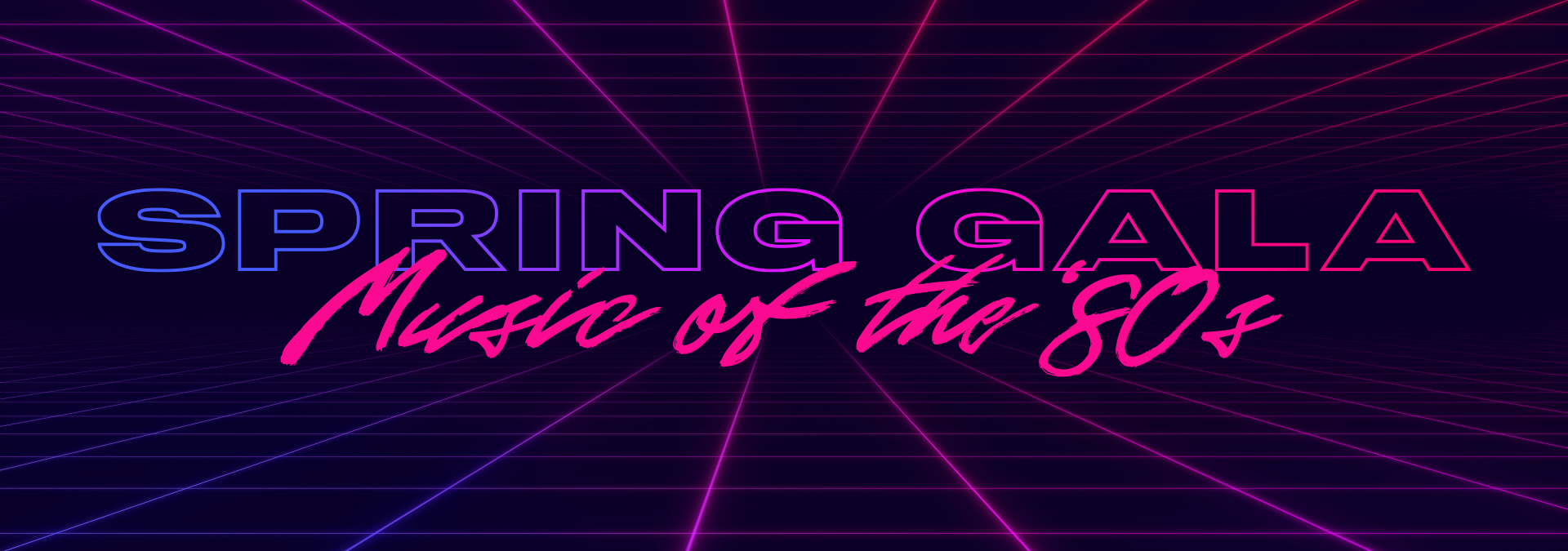 Spring Gala: Music of the '80s
