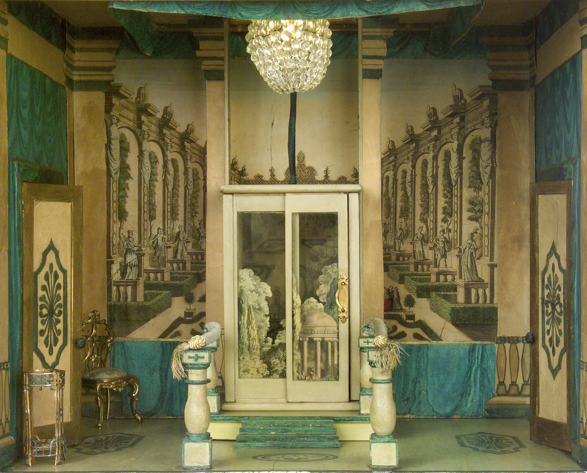 Foyer of the Stettheimer Dollhouse