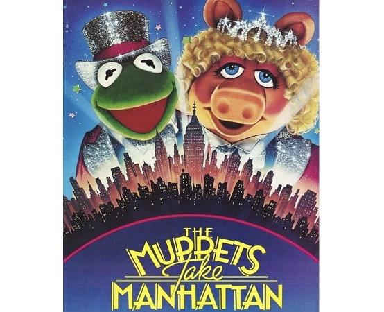 """영화 """"머펫 테이크 맨해튼""""(1984)"""