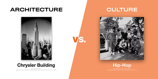 MCNY Madness Architecture vs Culture CORRETO