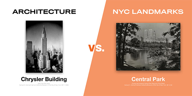MCNY Madness Architecture vs Landmarks