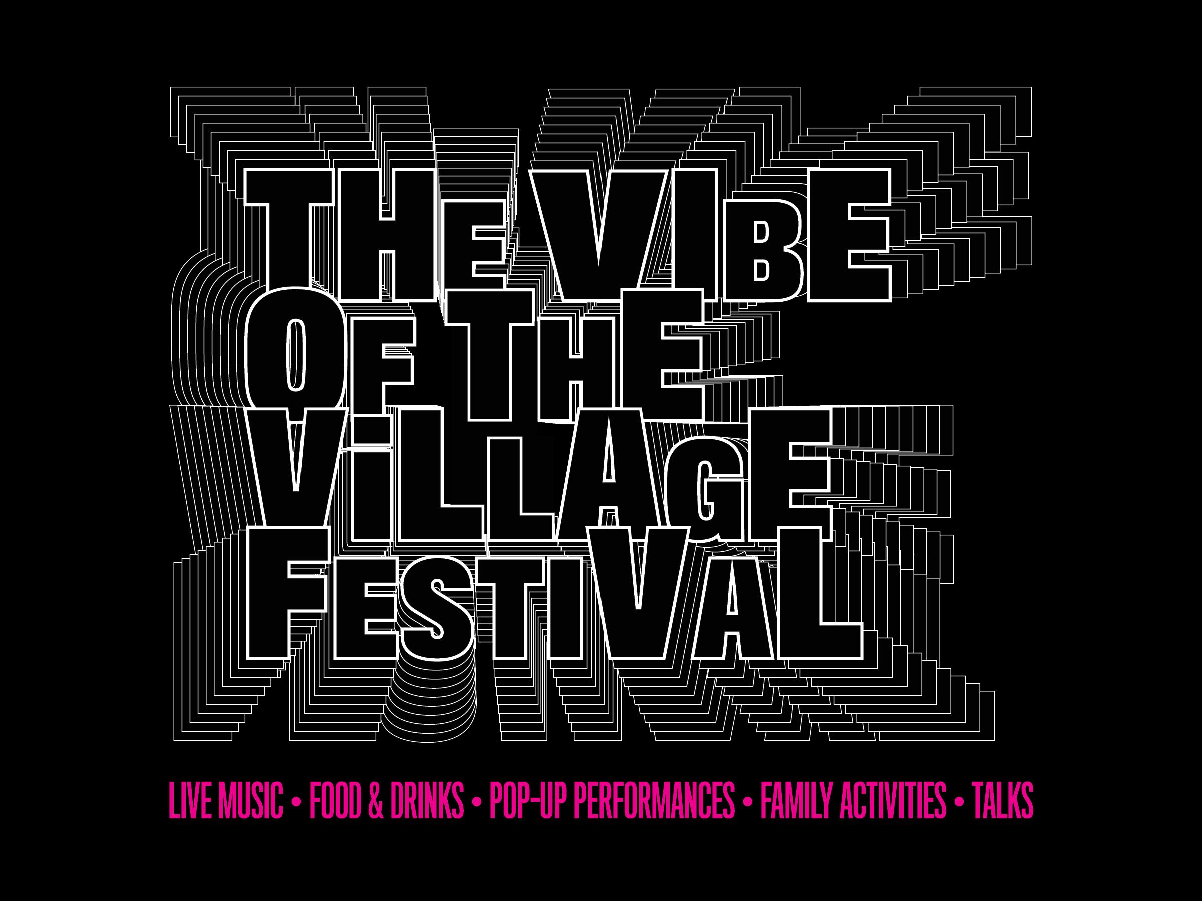 Traitement du titre Vibe of the Village