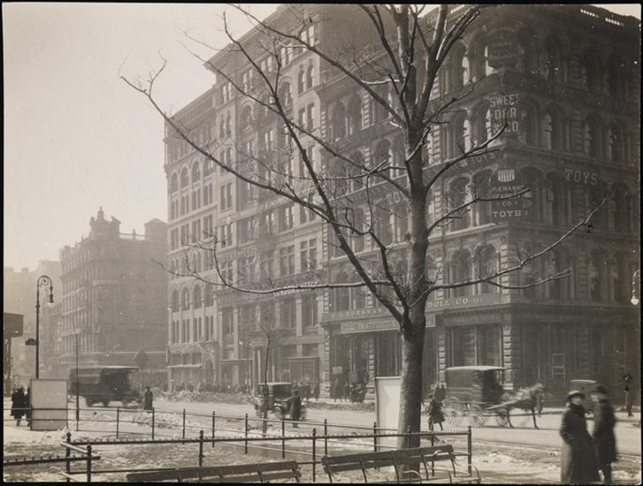 Union Square Tiffany & Co. 외관