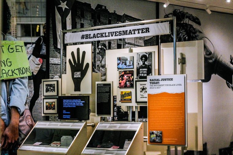 图片来自MCNY的维权人士展览