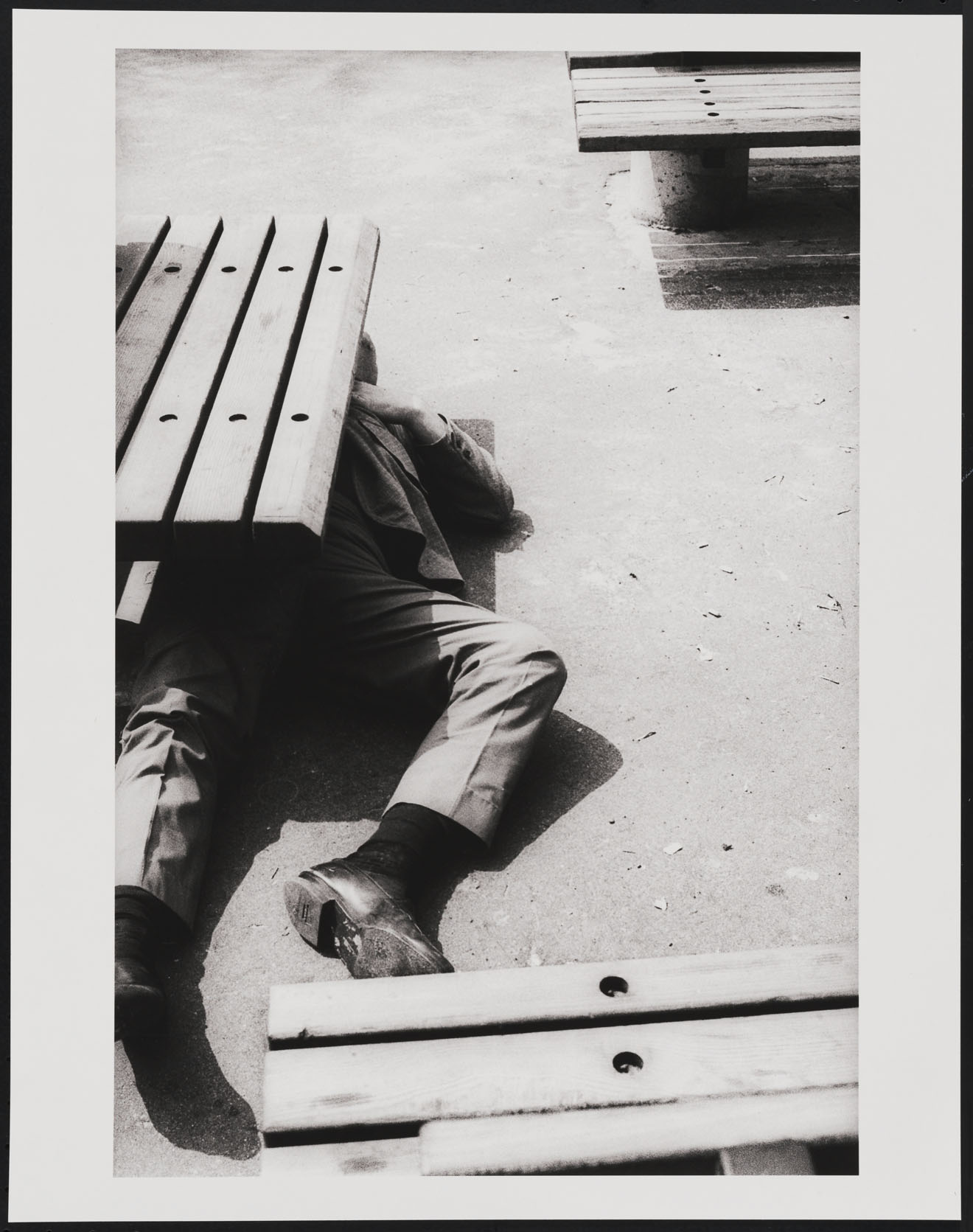 Leland Bobbé, Chelsea, 1976