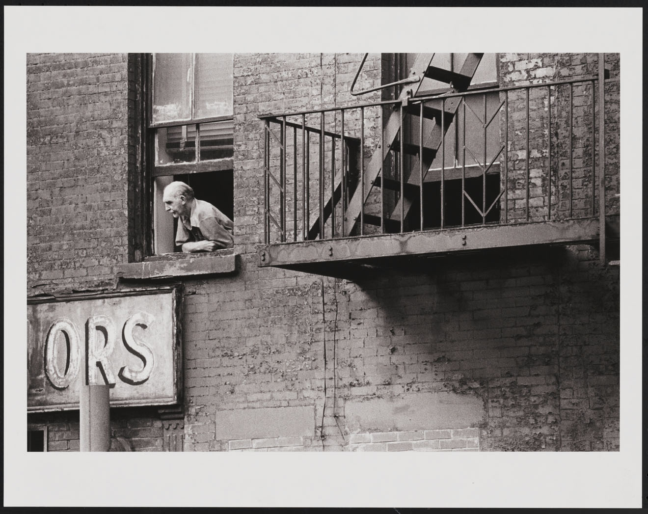 Leland Bobbé, cozinha do inferno, 1976