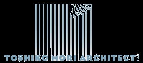 Logotipo do arquiteto Toshiko Mori