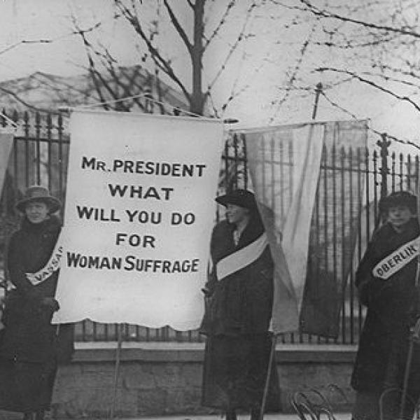 19th Amendment program thumbnail