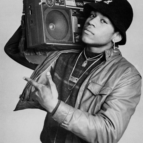 Photography of LL Cool J - Janette Beckman (1985)