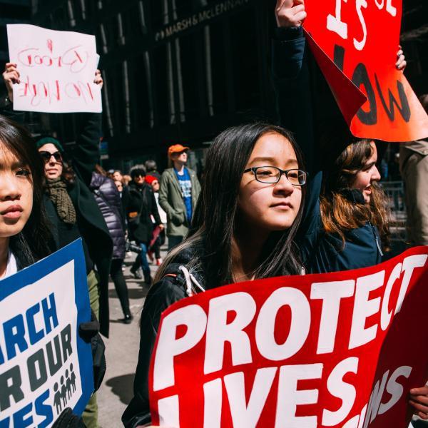 Imagen activista de Nueva York