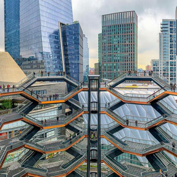 Photograph of Hudson Yards