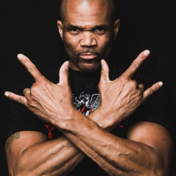 Darryl McDaniels head shot