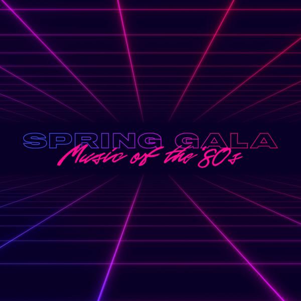 Spring Gala: Música de los 80