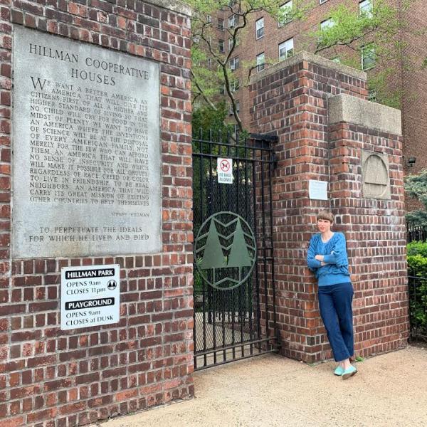 Tour a pé do curador - Lower East Side