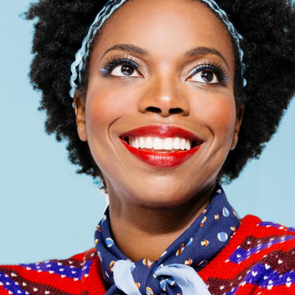 Sasheer Zamata head shot