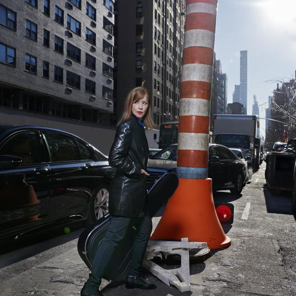 Suzanne Vega (photo by George Holz)