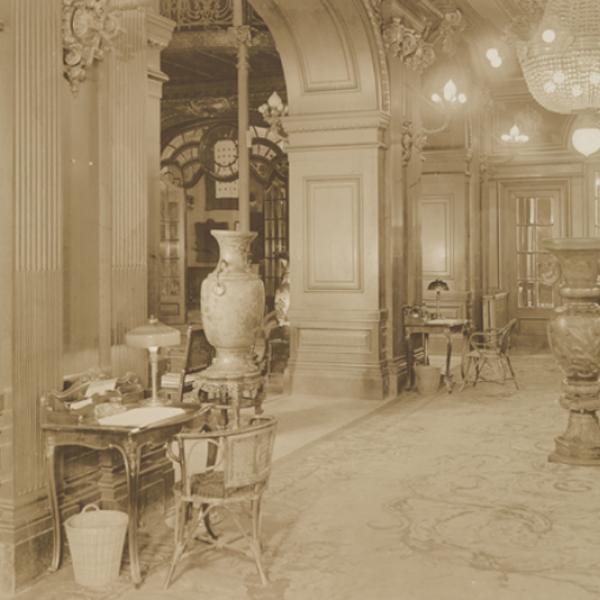 바이런 컴퍼니, 안소니 아 호텔, 1919