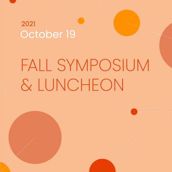 Simpósio e almoço de outono