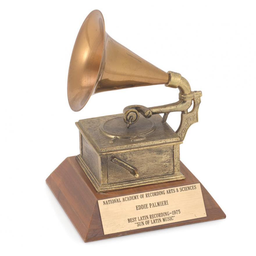 Grammy Award for Best Latin Recording awarded to Eddie Palmieri