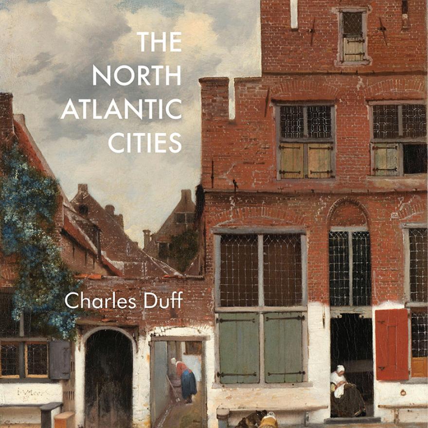 《北大西洋城市》的书籍封面