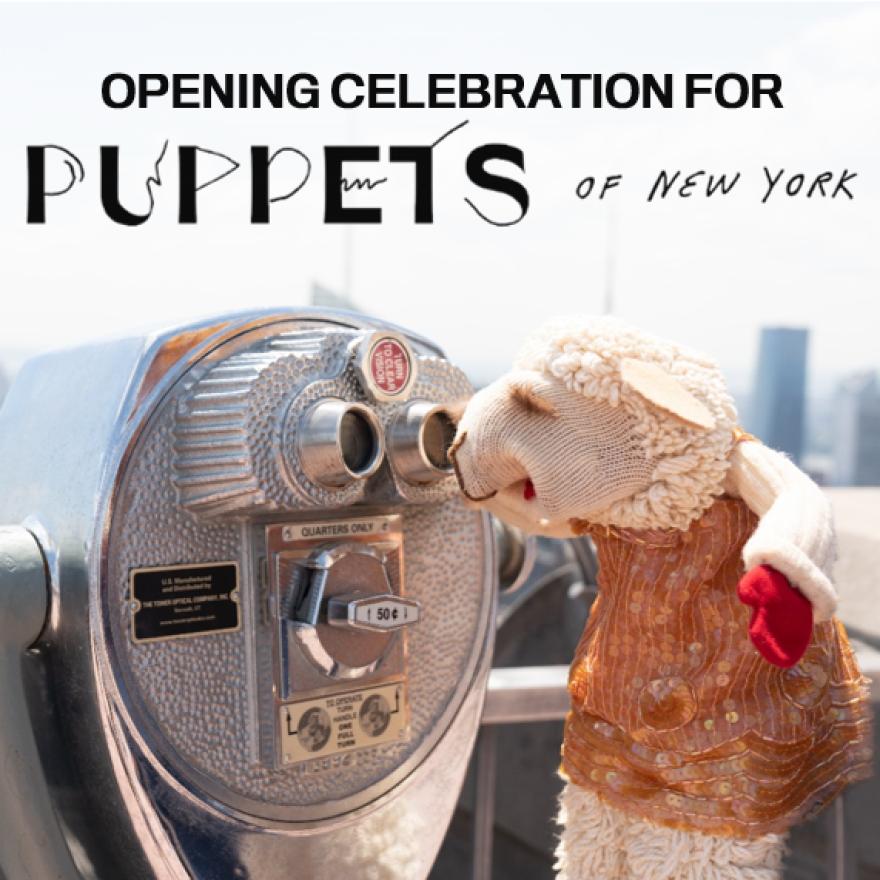 Célébration d'ouverture de Puppets of New York