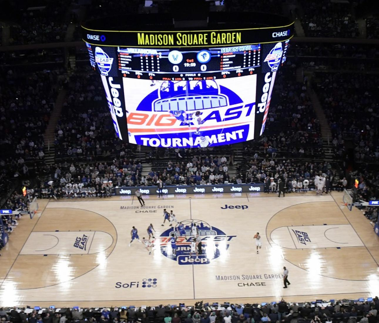College Basketball and New York City: The Remarkable Journey