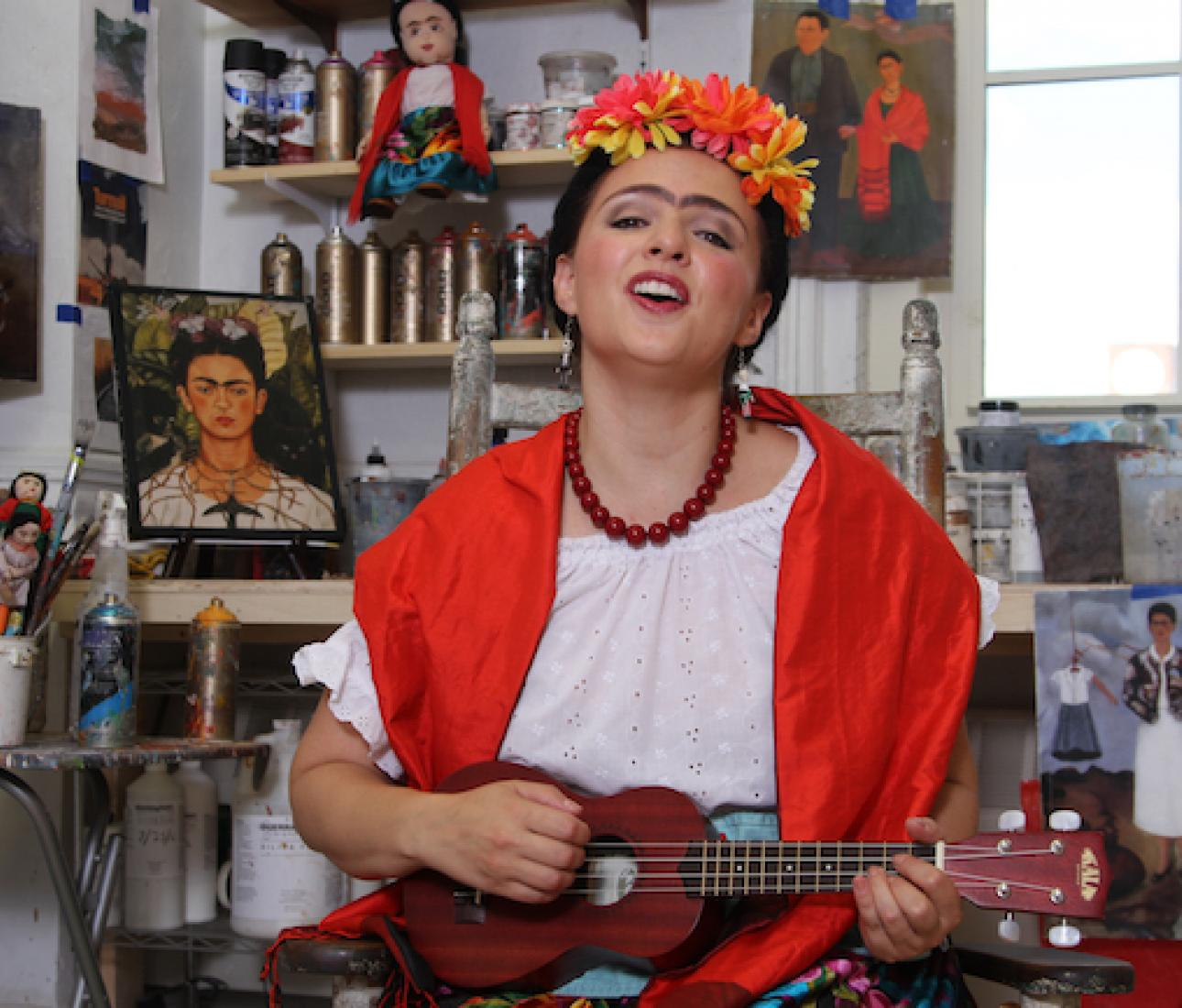 """""""The Colors of Frida 