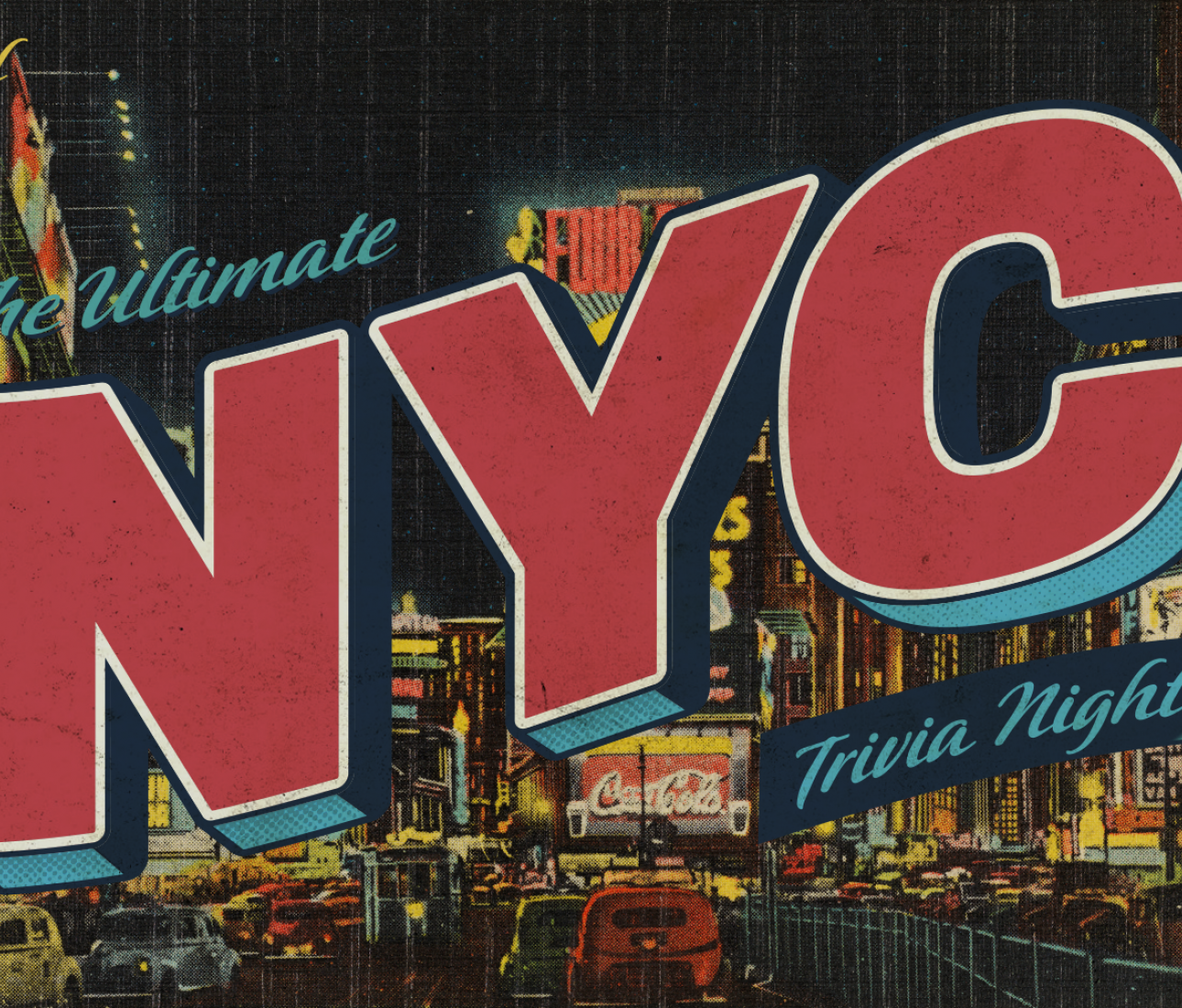 The Ultimate (Virtual) NYC Trivia Night: March